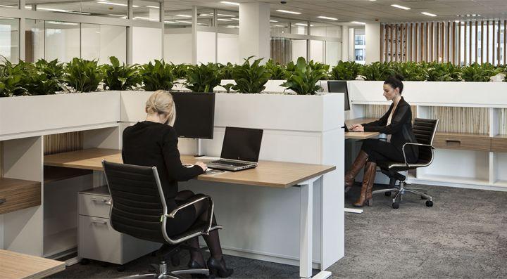 Anderson Lloyd Lawyers office by Unispace Christchurch New