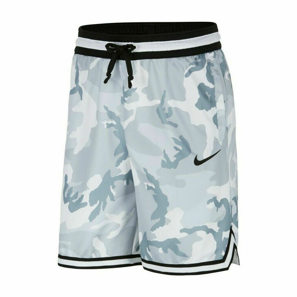 Nike Dri Fit Dna Camo Basketball Shorts Mens M Wolf Grey Bv7735 012 Nike Activewearshorts In 2020 Basketball Shorts Nike Dri Fit Active Wear Shorts