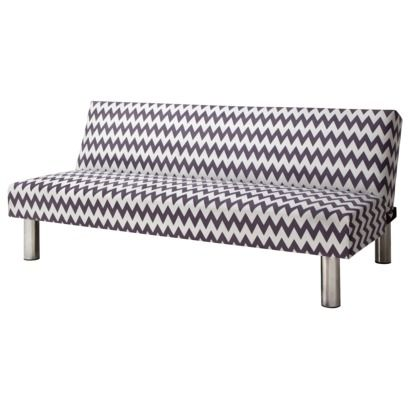 New At Target Online Pattern Chevron Futon Possibly In Front Of Window
