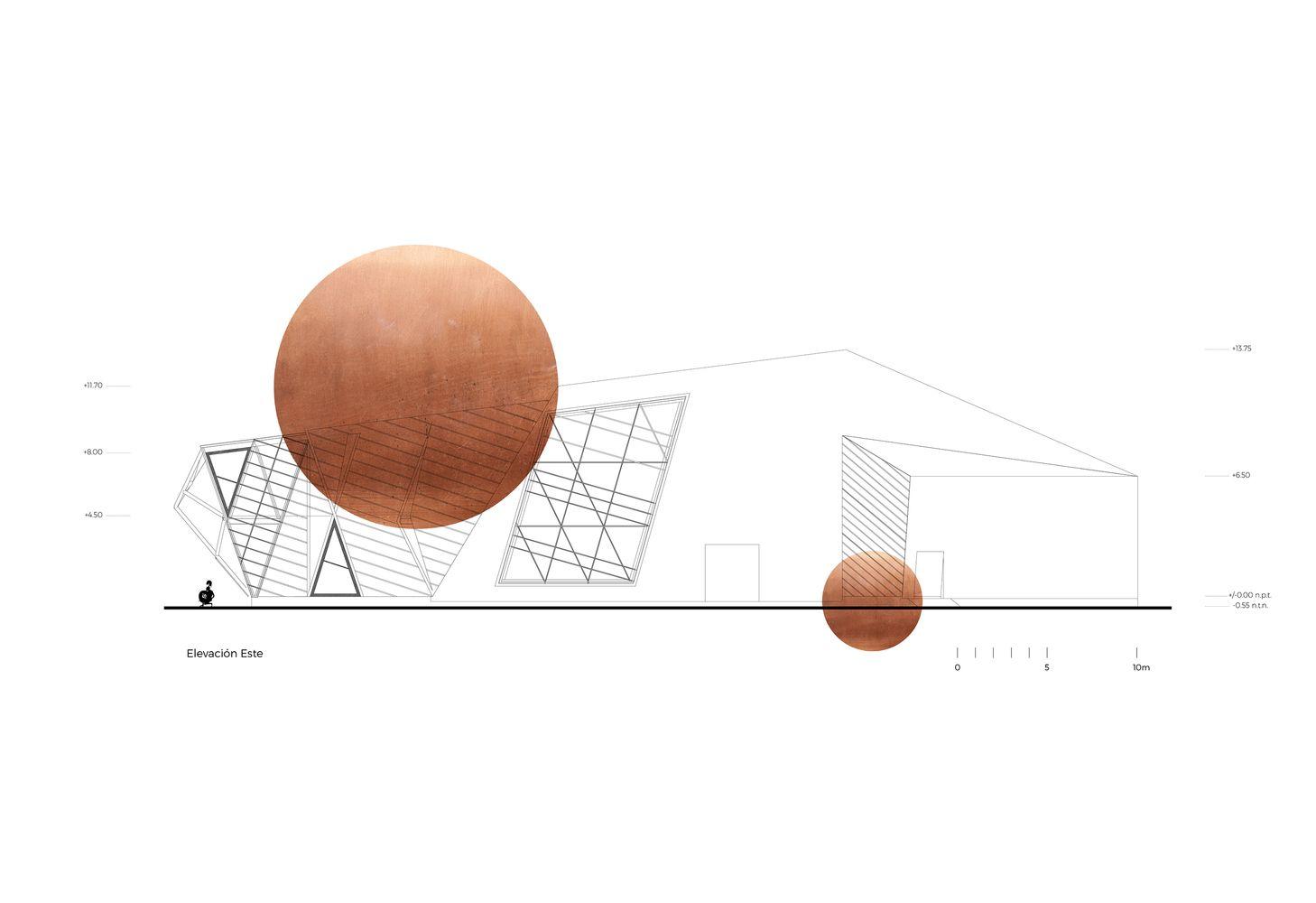 Galería de Edificio corporativo Comercial Sinsef / The Standard - 36