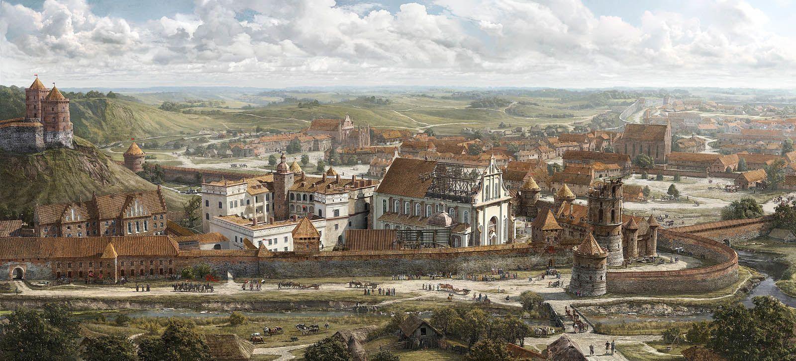 Image result for medieval city