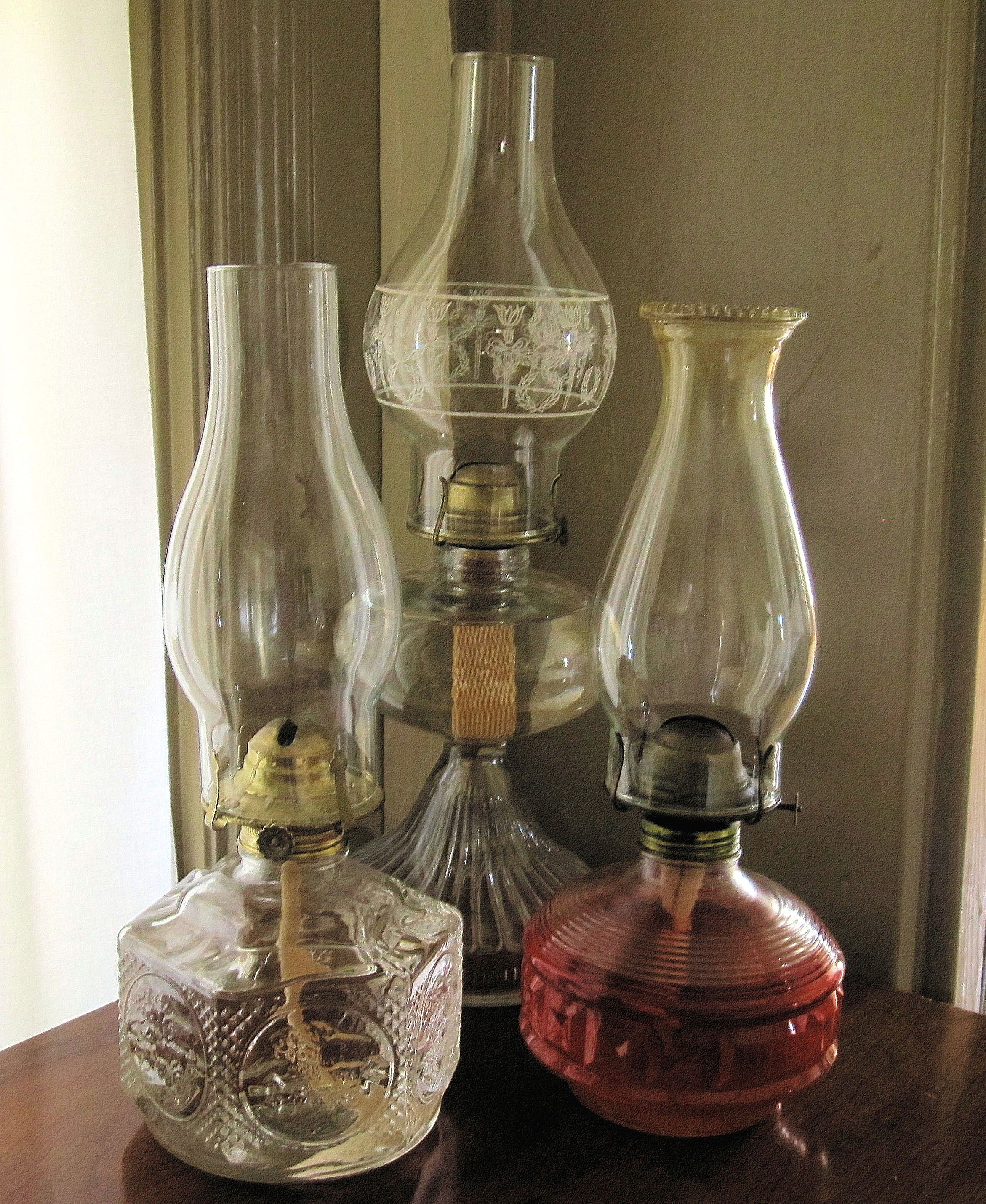 Flat Wick Oil Lamps.. Advice About Oil Lamps