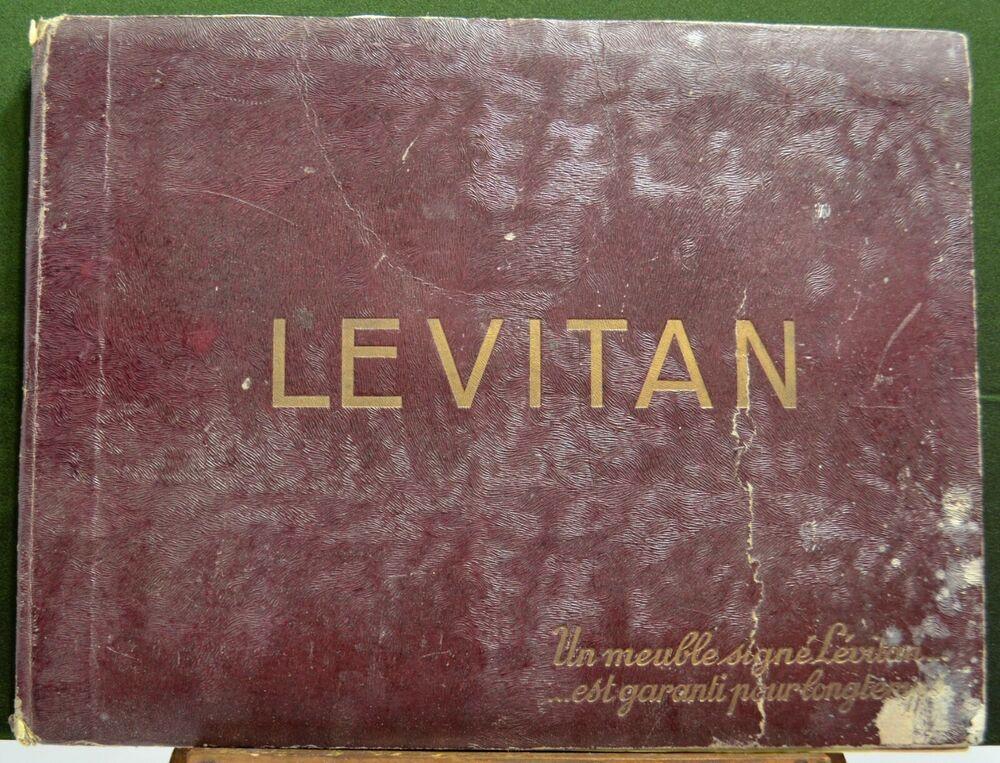 Catalogue Levitan 1937 120 Pages De Meubles Objets Art Deco En 2020 Art Deco Art Mobilier De Salon