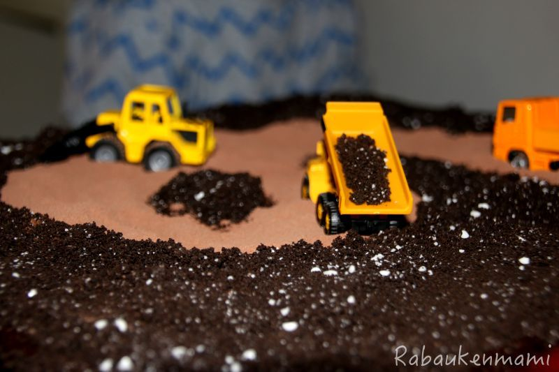 Bagger Kuchen