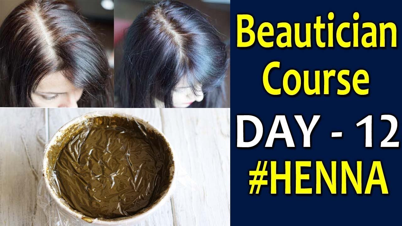 How To Mix Henna for Hair | Get Shiny Silky Hair Smooth ...