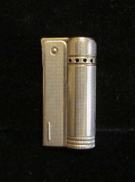 Vintage Lighter Imco Triplex Junior 6600 Lighter Windproof