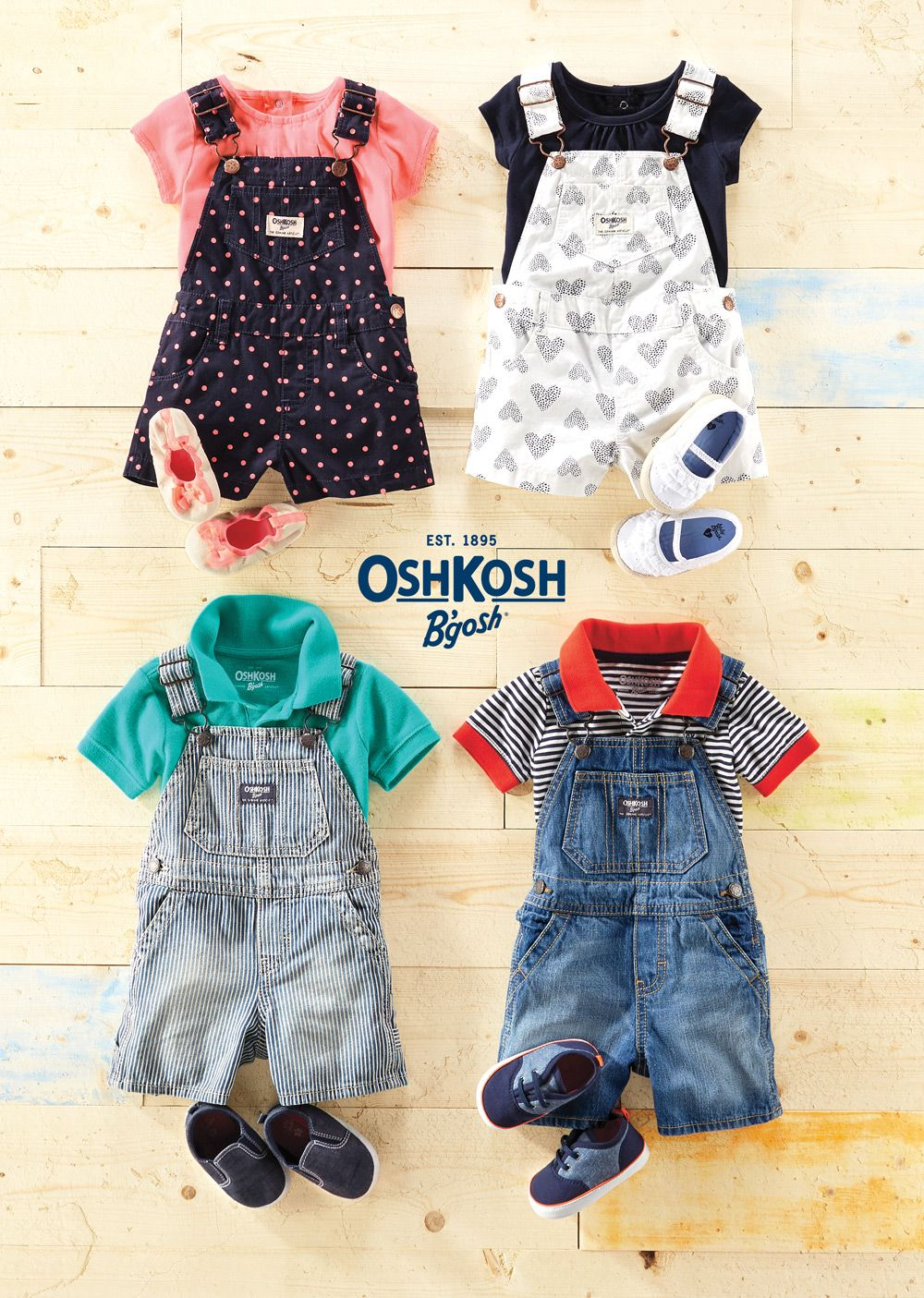 ae712902f647d7 Our World's Best Overalls are back for spring with fresh-cut styles ...