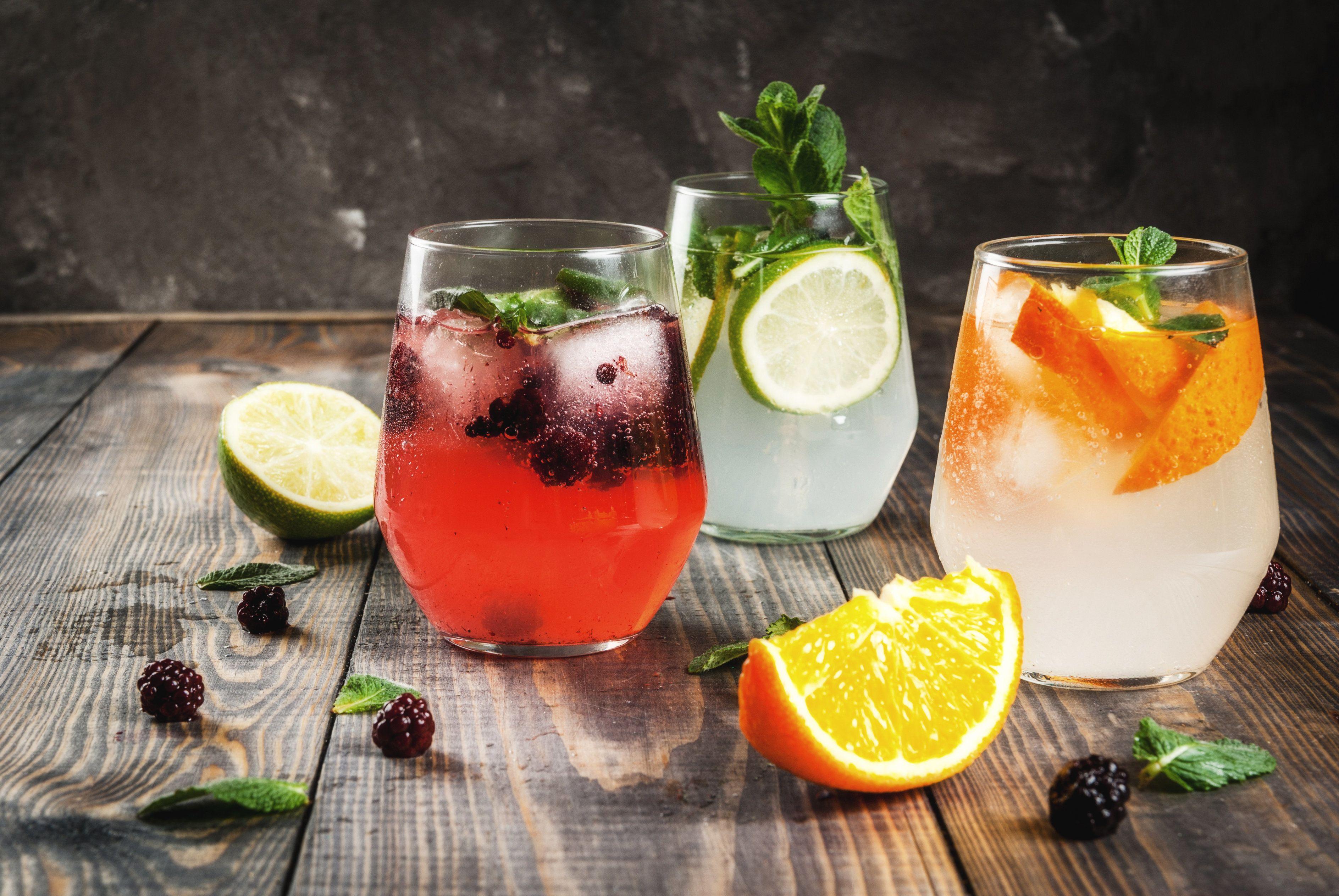 The Best Mocktails To Order At The Bar   Best mocktails ...
