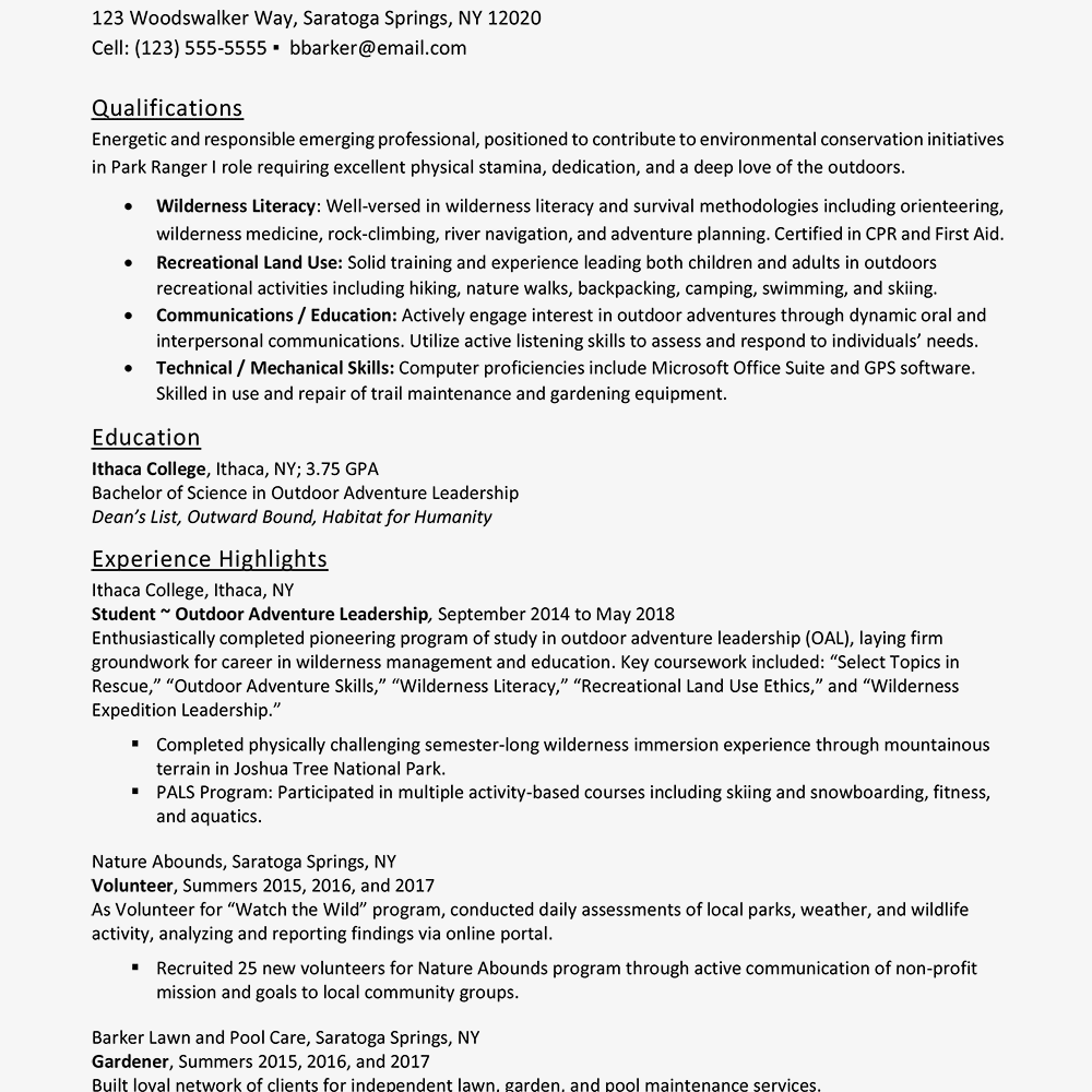 Resume Builder Adobe In 2020 With Images Entry Level Resume