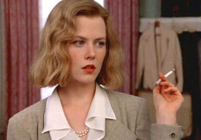 Nicole Kidman. Photo from the film Billy Bathgate