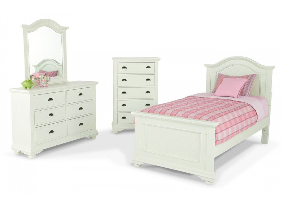 Brook Youth 7 Piece Twin Bedroom Set Kids Bedroom Sets Kids