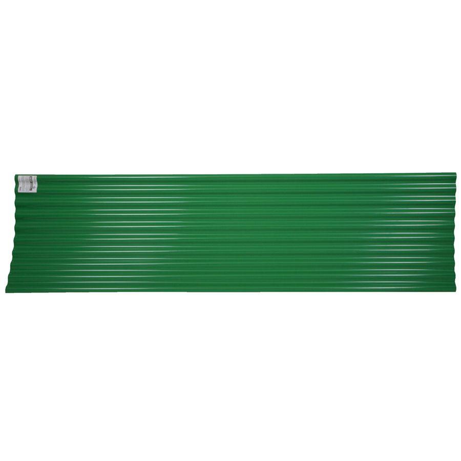 Tuftex Seacoaster 2 17 Ft X 8 Ft Corrugated Pvc Roof Panel