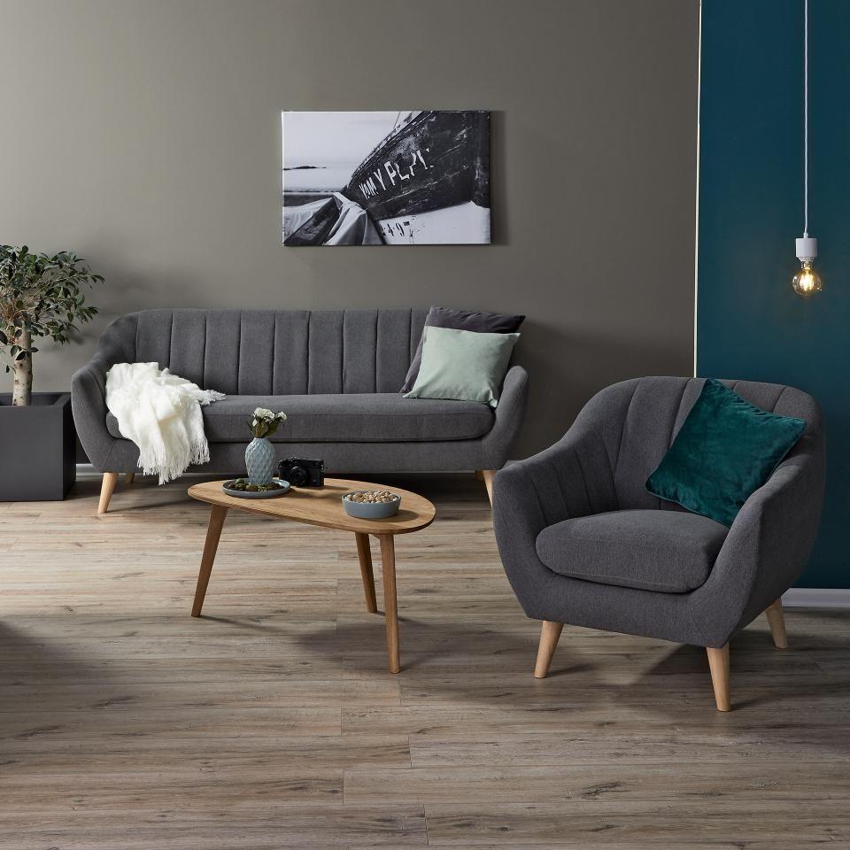 Sofa Stenlille 3 Sitzer Anthrazit In 2020 Coole Sofas Sofa