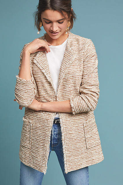 7957d5789b10 Harlyn Tweed Longline Jacket #ad #AnthroFave #AnthroRegistry Anthropologie # Anthropologie #musthave #styleinspiration #ootd #newarrivals #outfitideas  ...