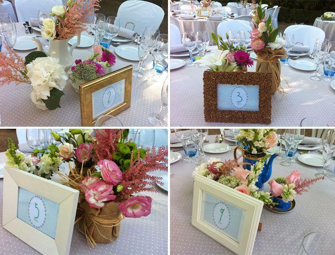 originales centros mesa boda bonitista