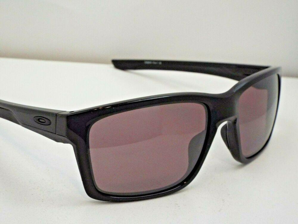 39d4567cbd032 Authentic Oakley OO9264-08 Mainlink Black Prizm Daily Polarized Sunglasses   245  fashion  clothing