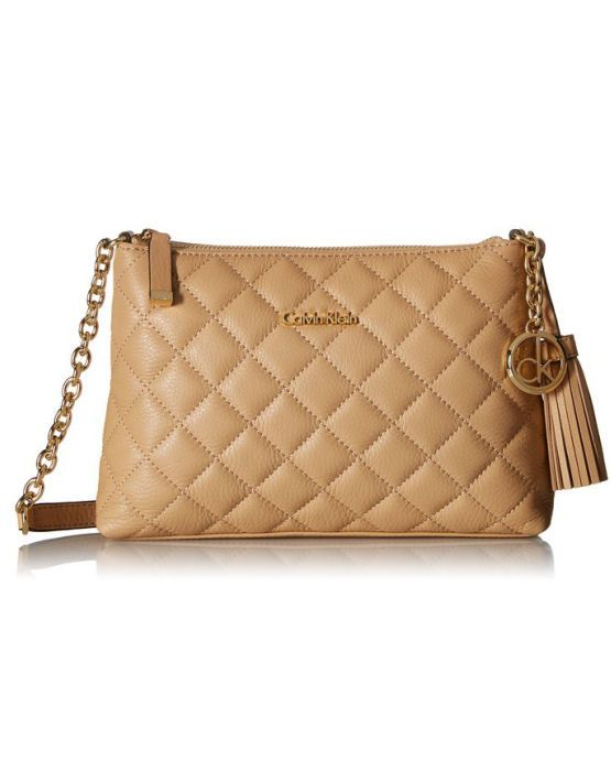 Calvin Klein Leather Quilted Cross Body Bag All Those Shoes Cross Body Handbags Crossbody Bag Quilted Crossbody Bag