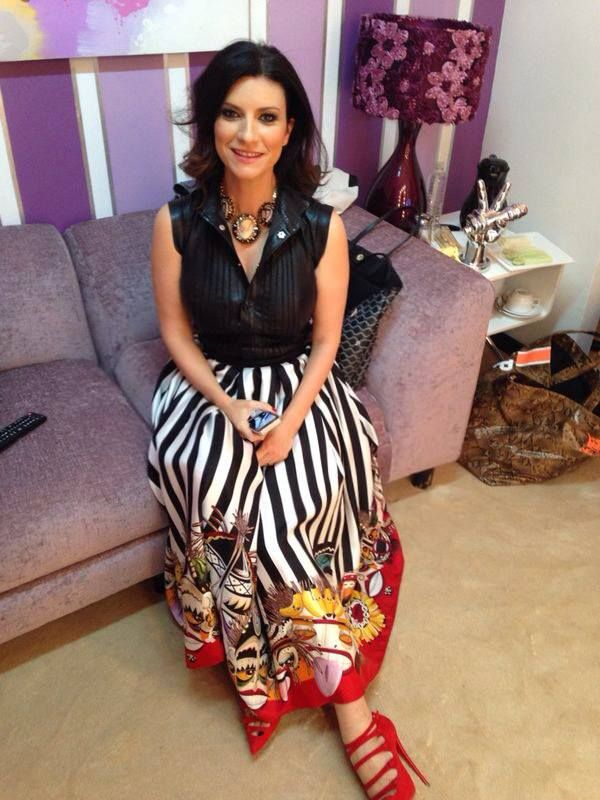 The Voice Of Mexico, love her outfit