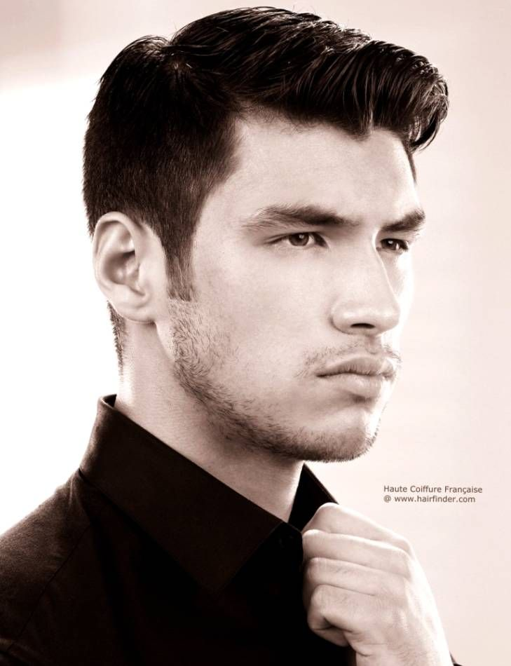 asian quiff haircut - Google Search   Boy hairstyles, Simple hairstyle for boys, Boys haircuts