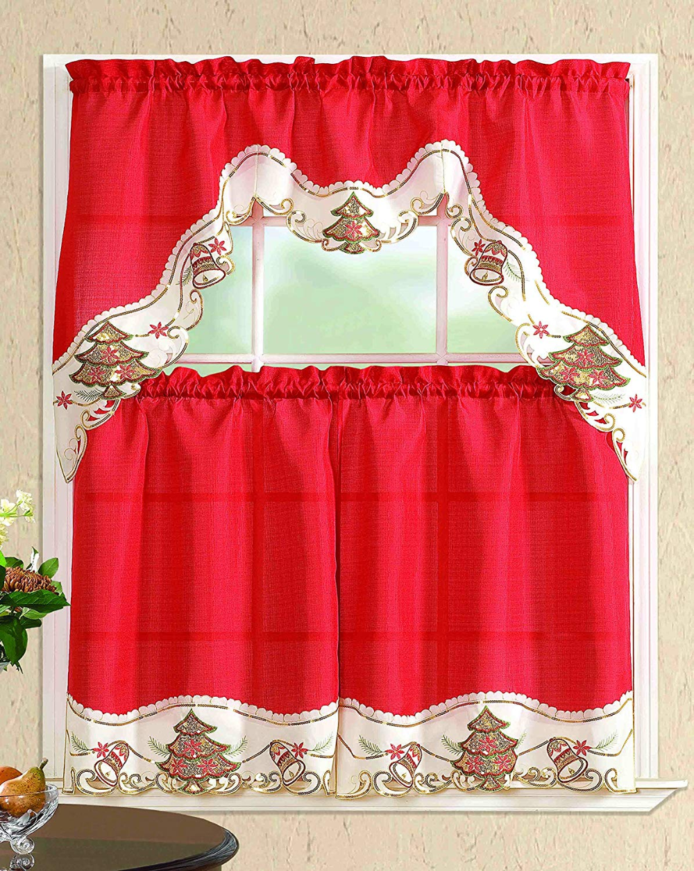 Christmas Beautiful Curtains Sale Ease Bedding With Style
