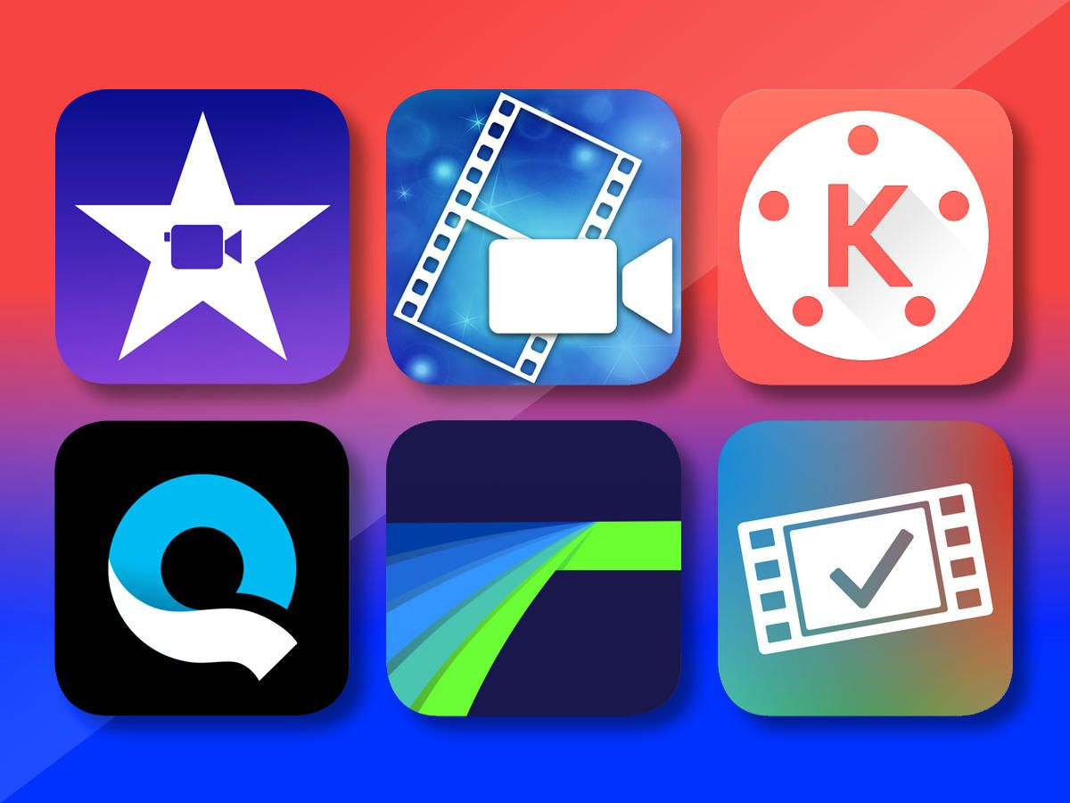 Ten of the best video editing apps for iPhone, iPad