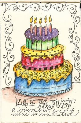 Quote By Lucille Ball From Martha Lever Quot Journal Cake No
