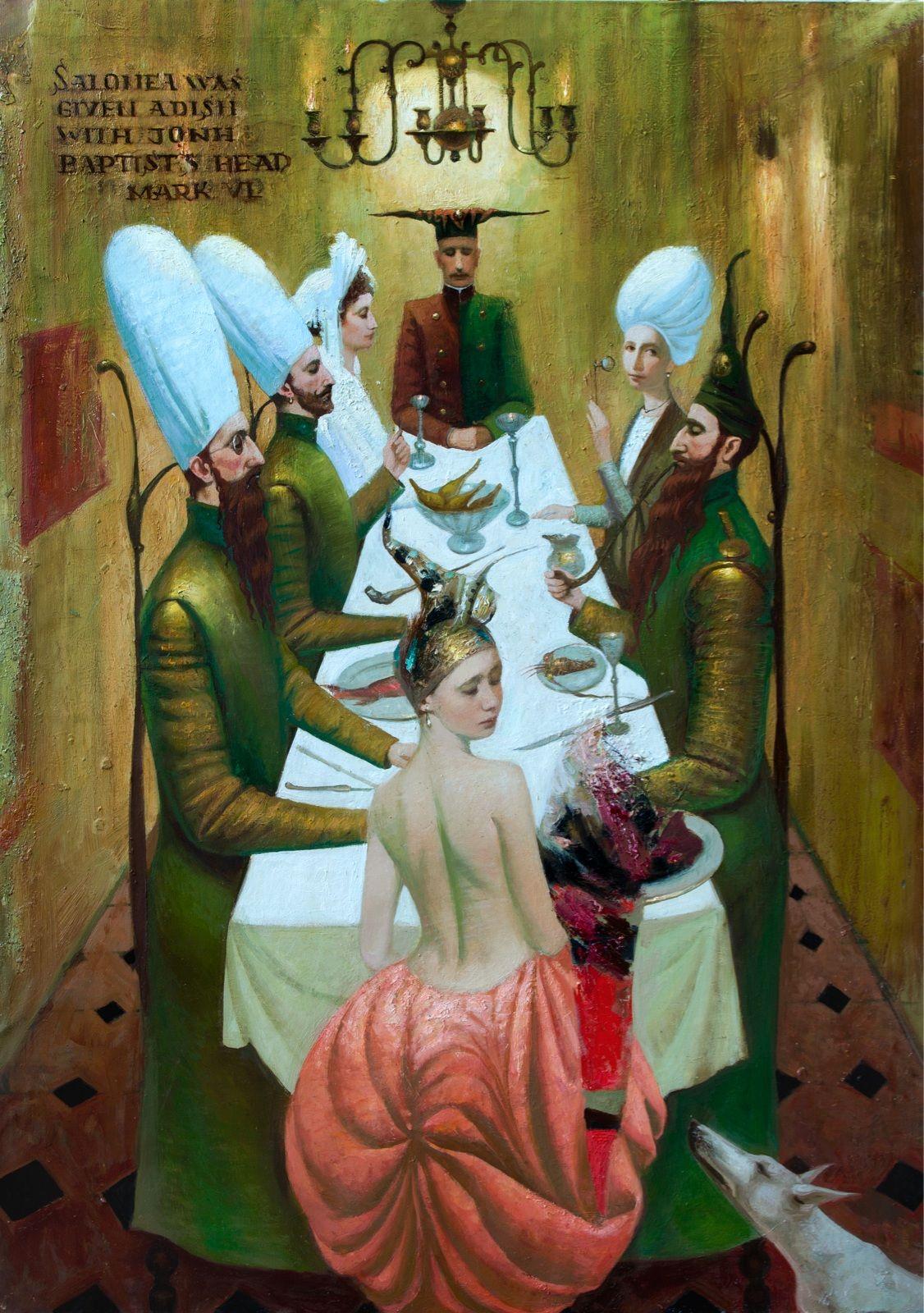 Igor Samsonov Surrealism