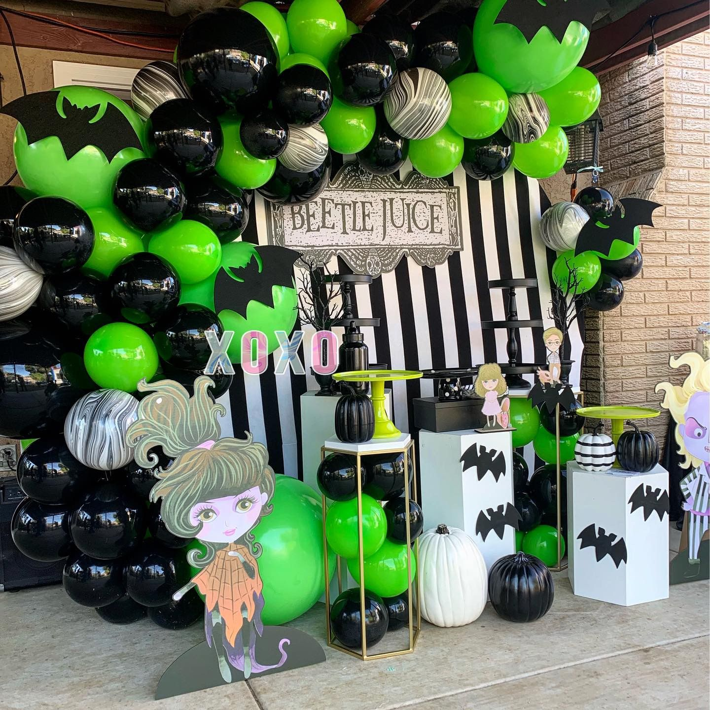 Beetlejuice Party Decorations Beetlejuice, Party