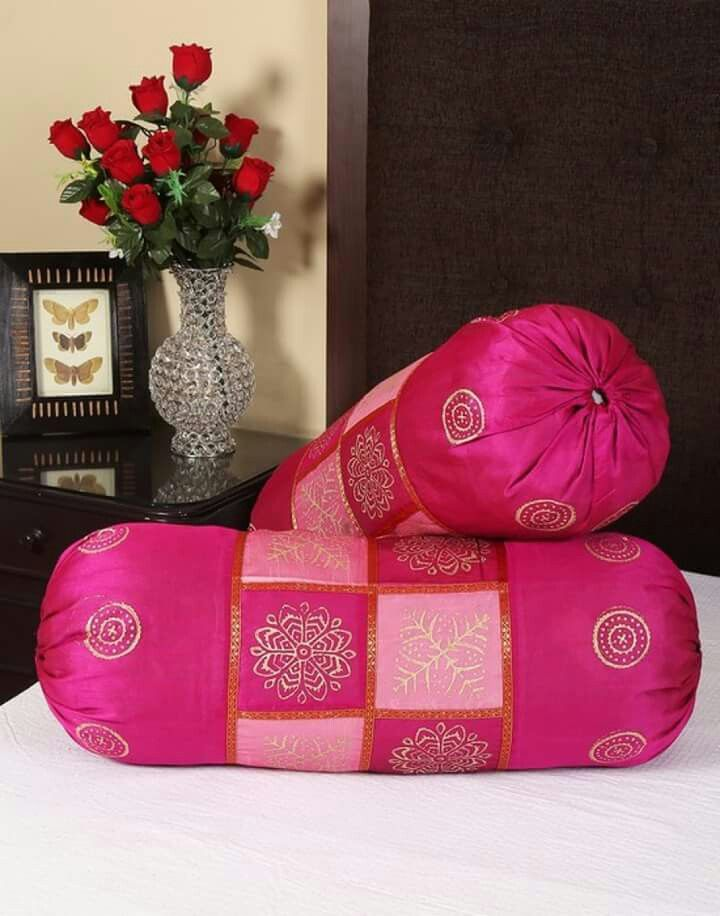 Use your old saree as cushion cover or bolster cover or in to your fav pillow & Use your old saree as cushion cover or bolster cover or in to your ... pillowsntoast.com