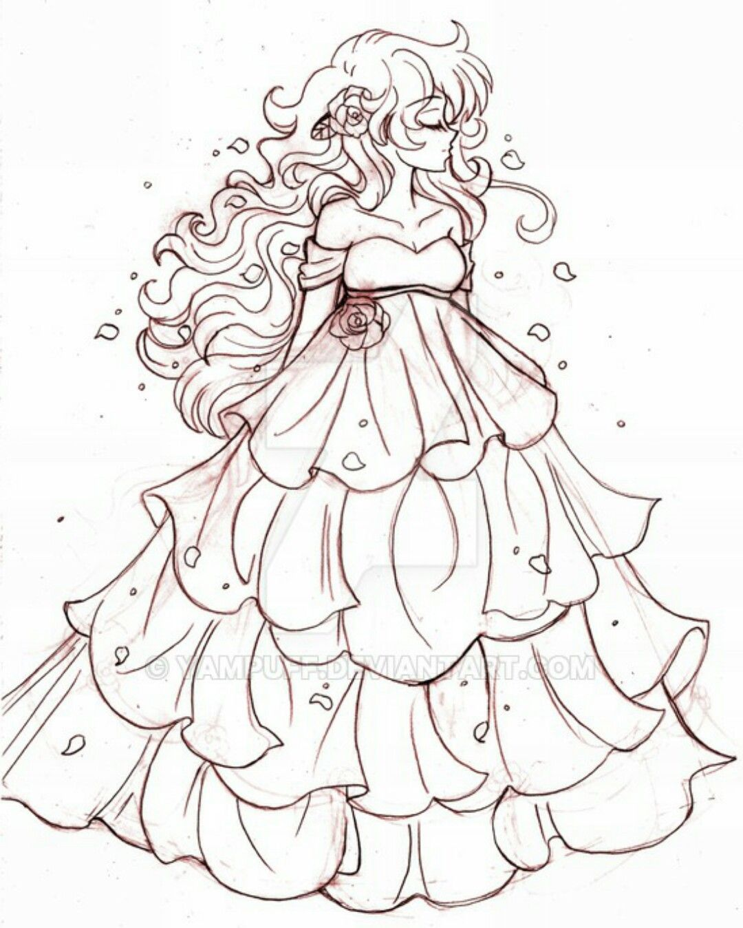 Princess diamond draws and ever after high in pinterest