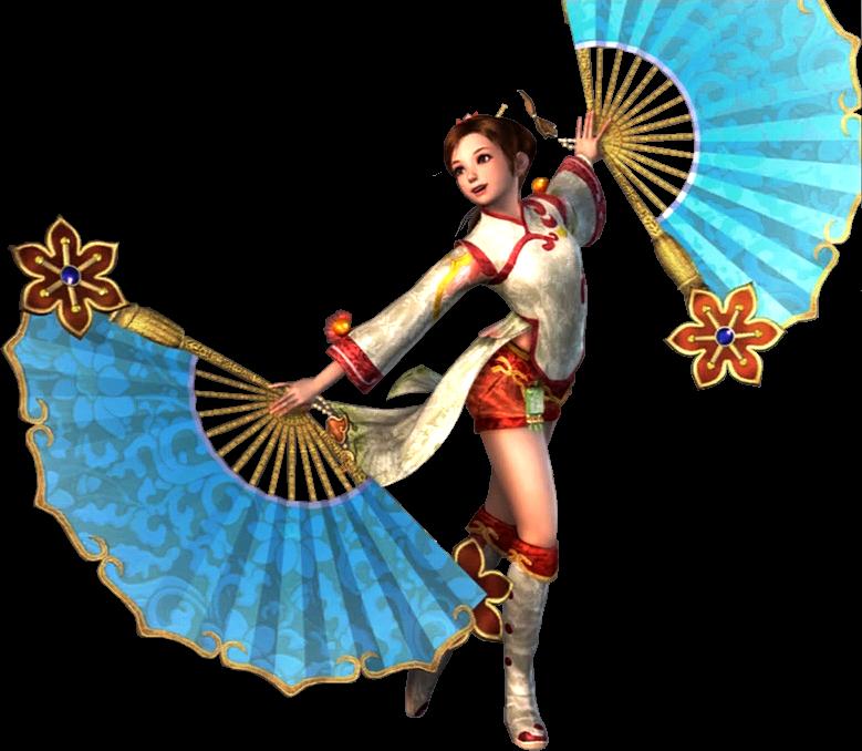 Warriors Orochi 4 All Female Characters: Warrior Orochi 2 Goddess - Xiao Qiao