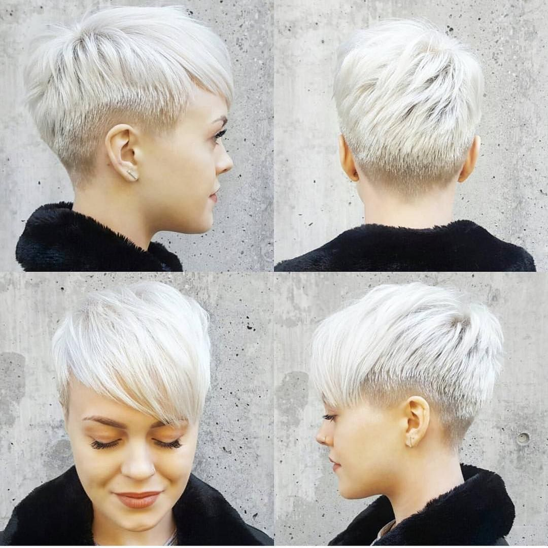 Just Short Haircuts Nothing Else If You Re Thinking Of Getting An Undercut Sidecut Pixie Or Any Other Very Style Please Take A Look Through The