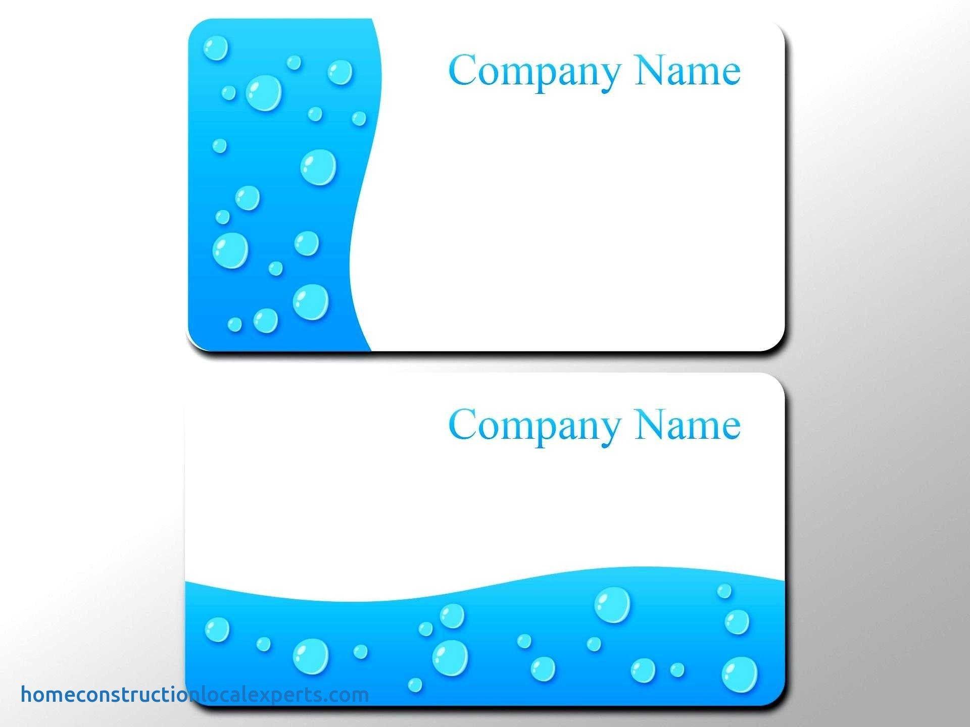 Design templates visiting cards design blank printing