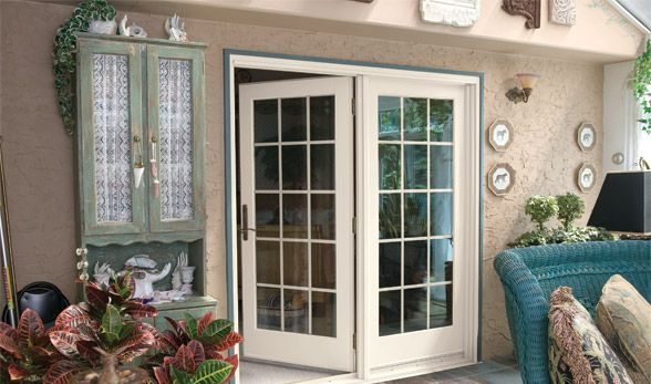 Anderson Windows And Doors Hinged French Doors From