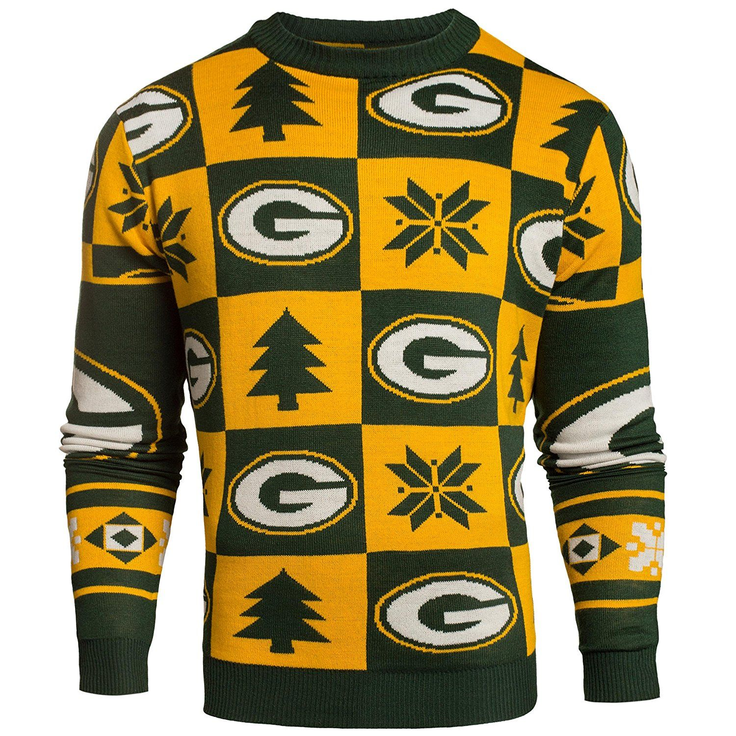 Pin On Nfl Teams Ugly Christmas Sweaters