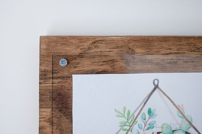 How to Make a Simple Photo Frame Simple photo frame