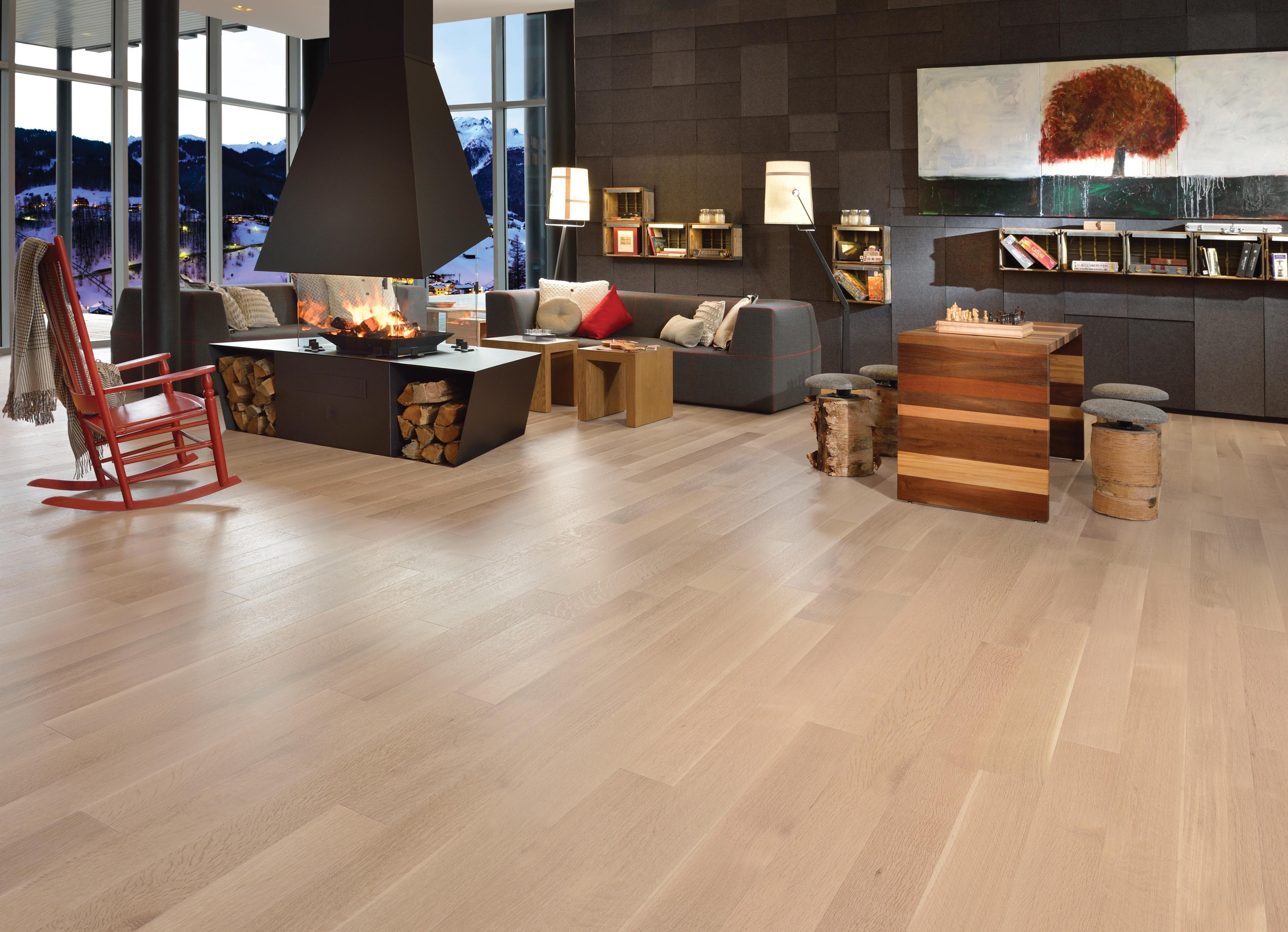 Alive White Oak R Amp Q Isla Mirage Hardwood Floors