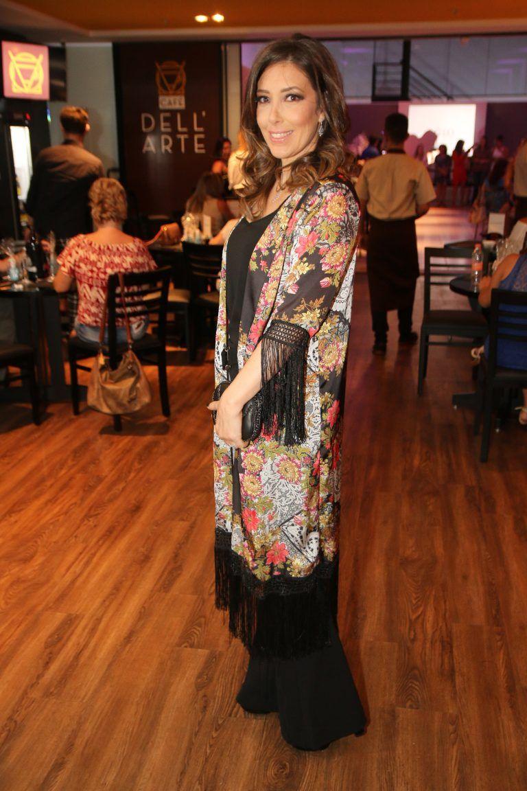 a0fe8e181 Meu look : Kimono - Andrea Simonetti | Meus looks | Fashion, Saree e ...