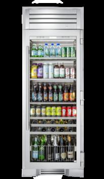 True Residential True Custom Finish Refrigerators Beverage