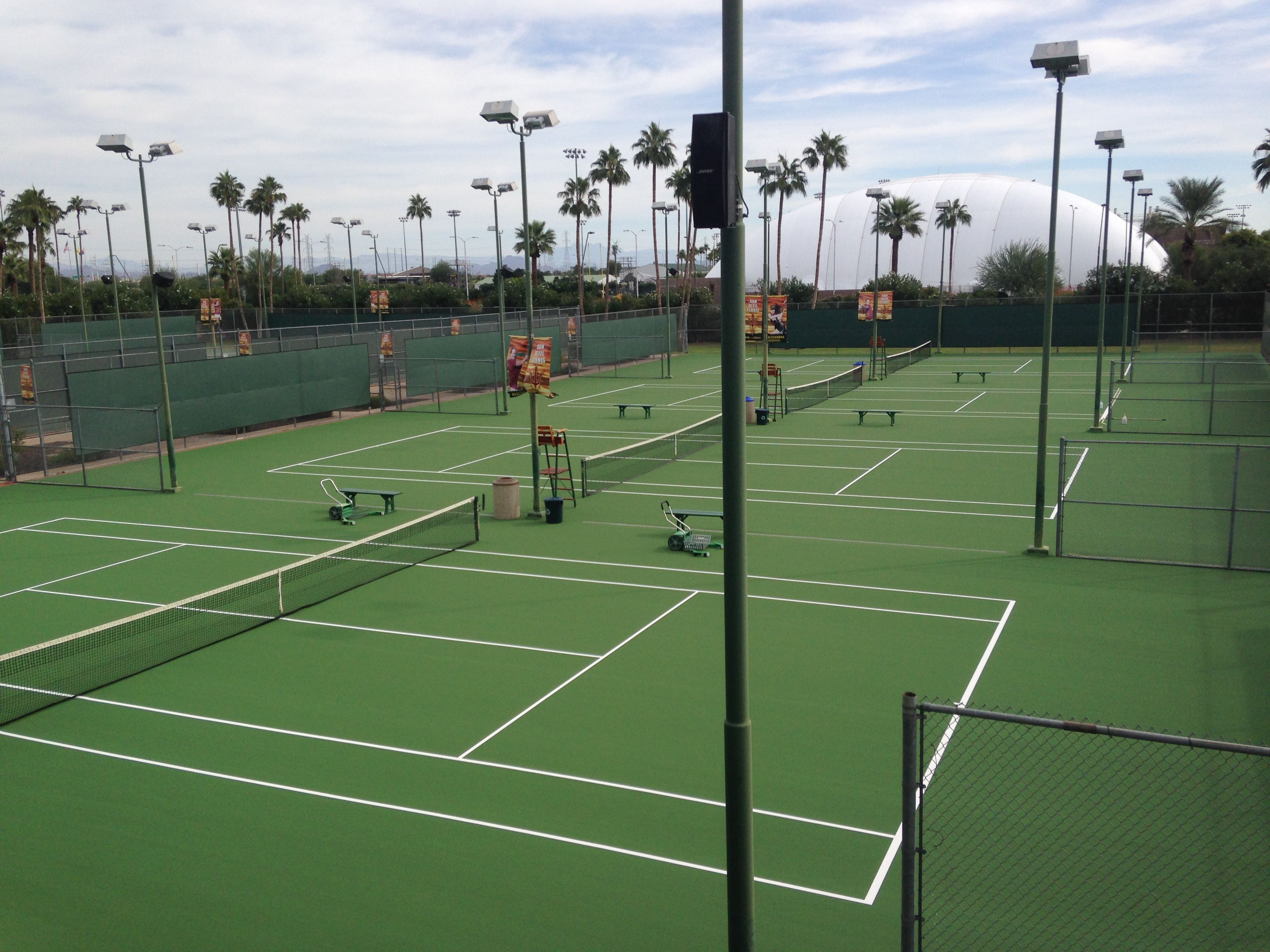 Lifetime Fitness Harrison, NY courts by @Ace Surfaces | Our projects ...