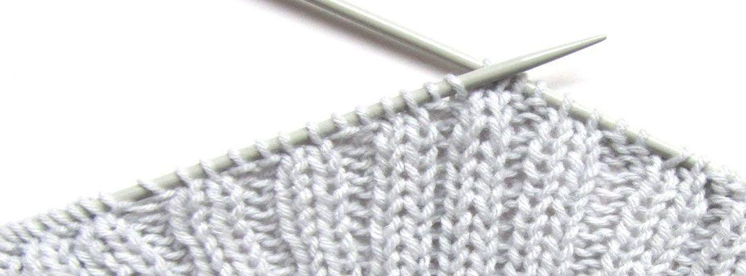 No te pierdas este tutorial paso a paso para tejer un cuello de lana ...