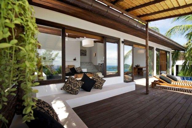 Come arredare un terrazzo moderno - Terrazzo di design | Pinterest