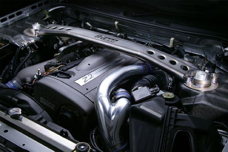 2005 NISMO Skyline GT-R Z-Tune 2 8-liter RB26DETT Z2 Engine