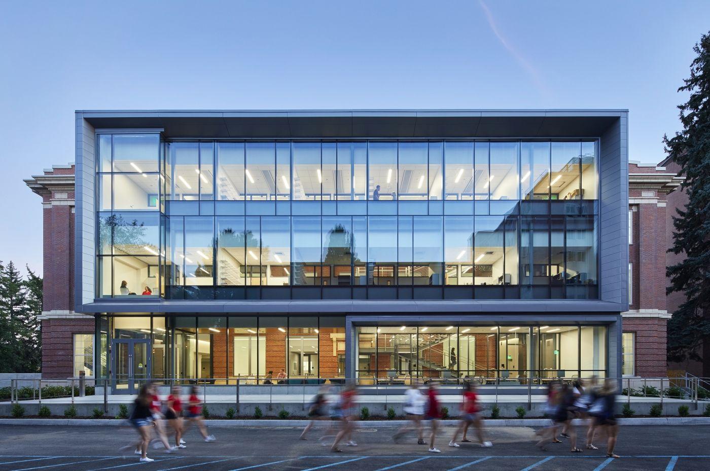 WSU Troy Hall (With images) Washington state university