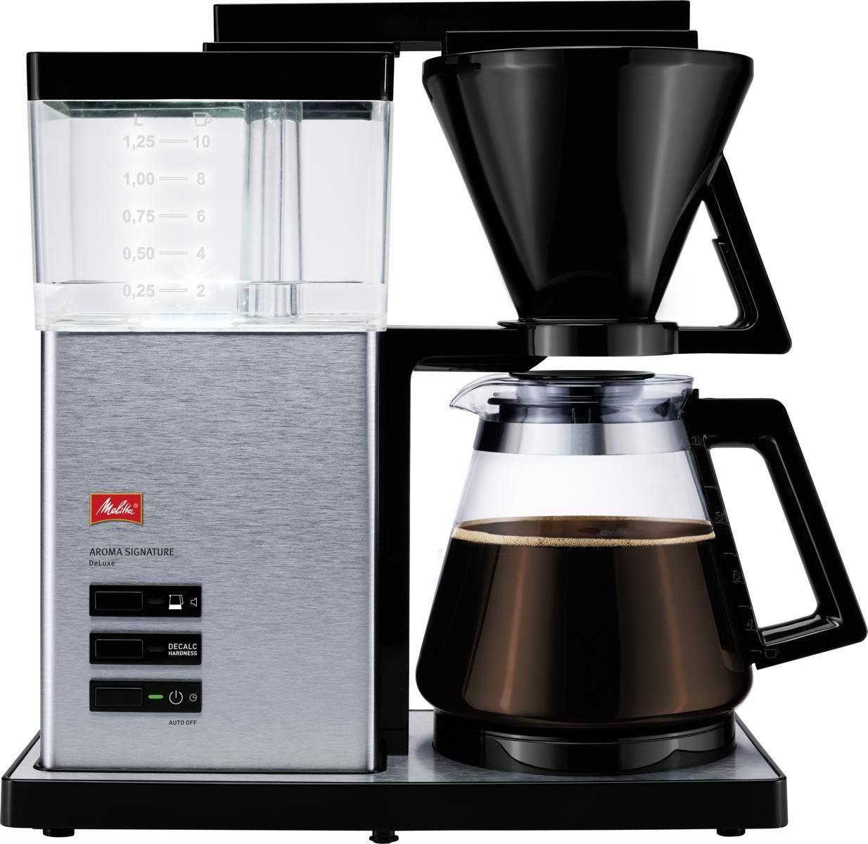 Melitta Aroma Signature Deluxe Coffee Filter Machine