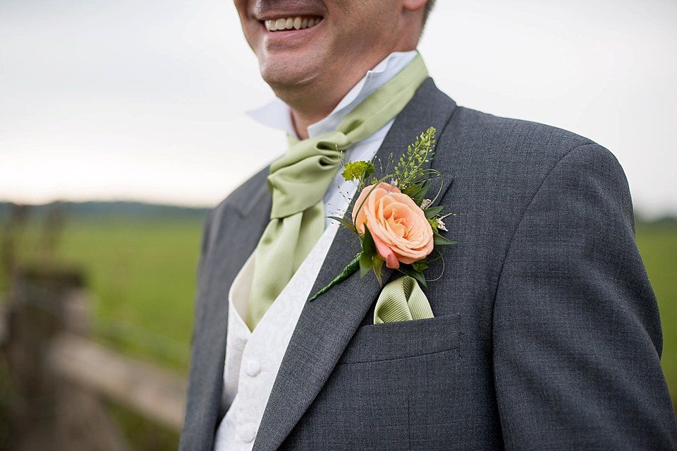 Image result for green tie wedding