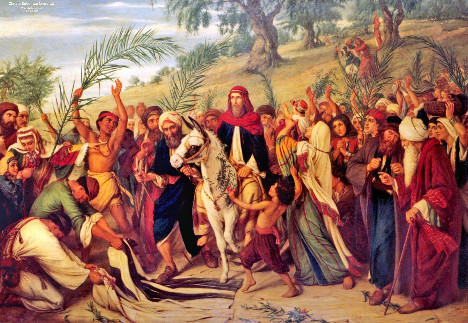 распространяется иисус в иерусалиме картинка фото преимущественно