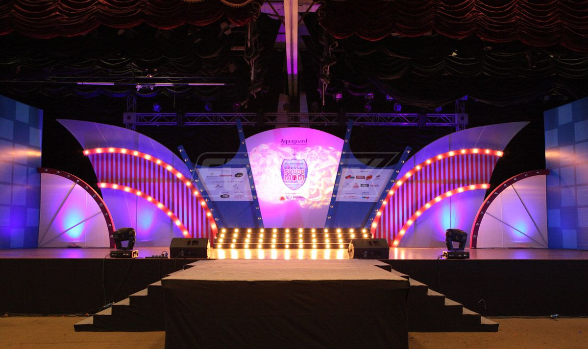 Image Result For Stage Design Ideas For Corporate Events Stage