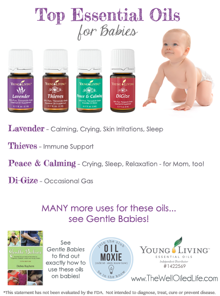 Top Essential Oils For Babies More Information At Www