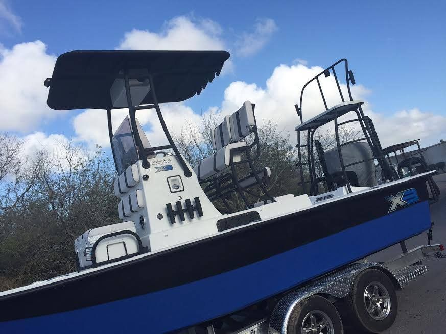 Pin by The Sportsman on Shallow Sport Boats | Shallow ...